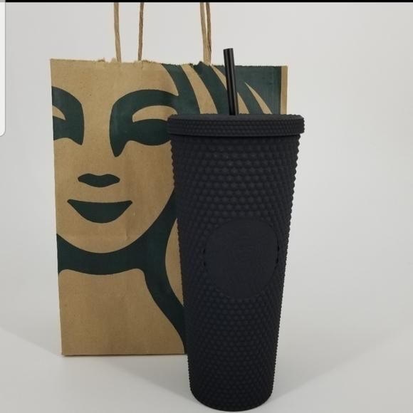 Starbucks Black Studded Tumbler